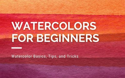 How to Paint with Watercolors for Beginners