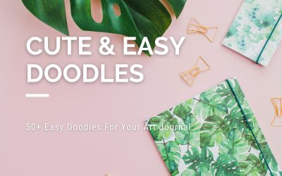 50+ Easy Doodles For Your Art Journal