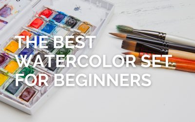 The Best Watercolor Set for Beginners