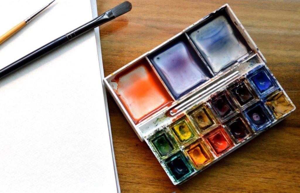 best watercolor set for beginners