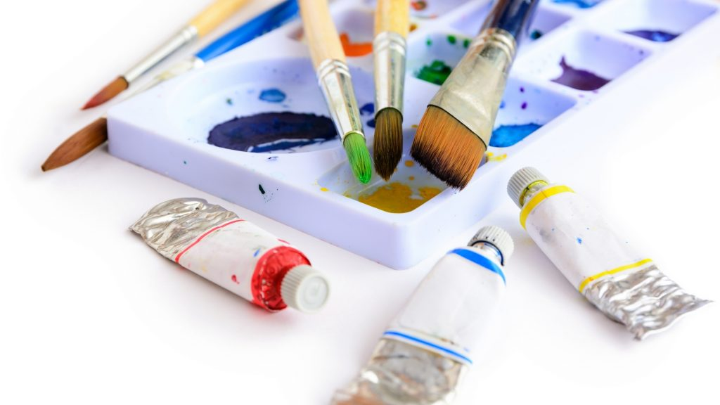 other watercolor supplies