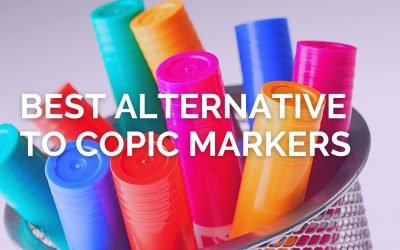 10 of the Best Alternative to Copic Markers