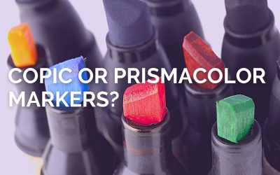 Which is Better: Copic or Prismacolor Markers?