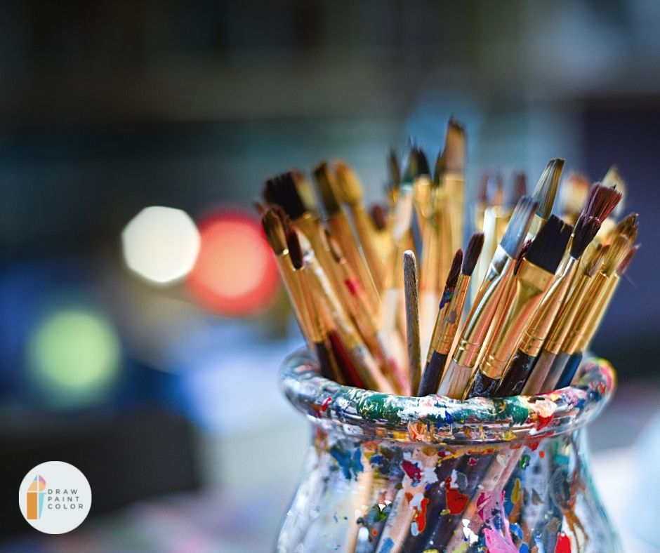 best watercolor brushes for beginners DPC