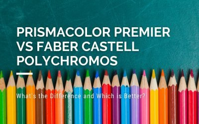 Prismacolor Premier vs Faber Castell Polychromos: What's the Difference and Which is Better?