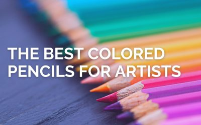 10 Of The Best Colored Pencils for Artists