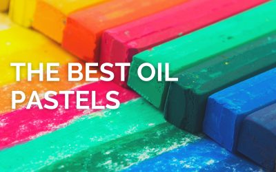 The Best Oil Pastels You Can Find In The Market